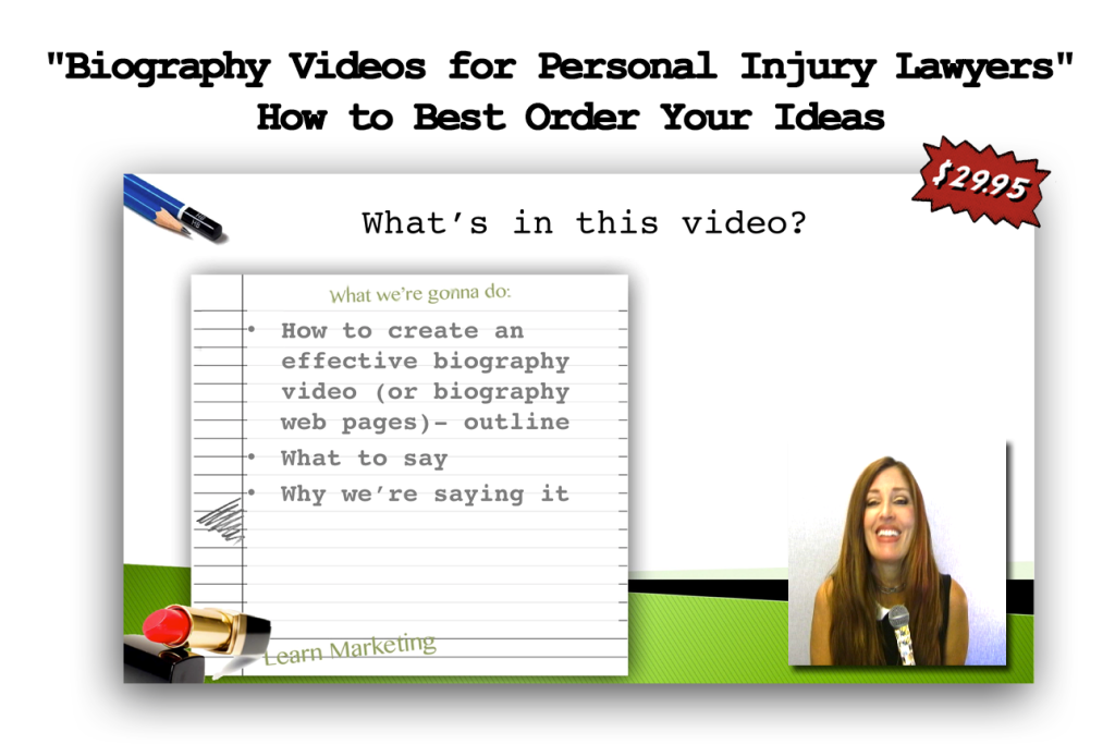 Biography video
