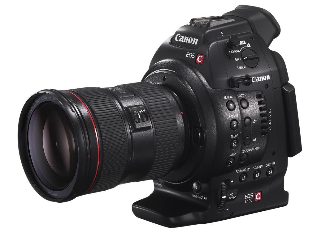 Law Firm Video Produciton EOS-C100-FSL-w-EF-24-70mm