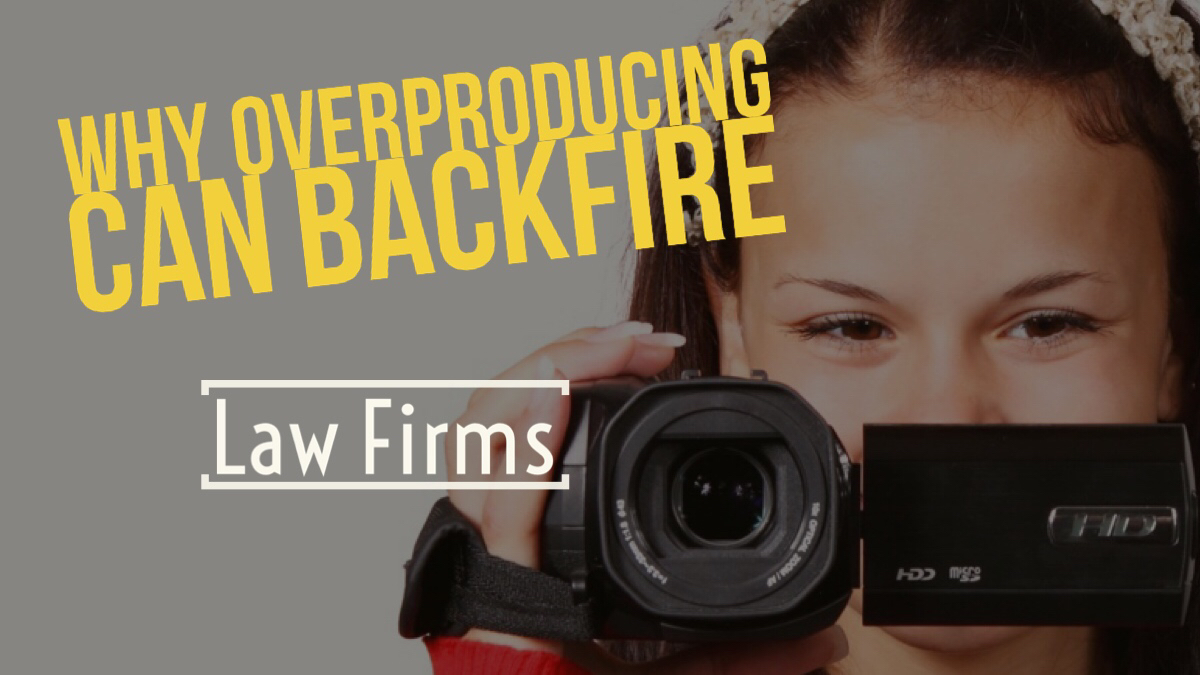 Law Firm Video Marketing