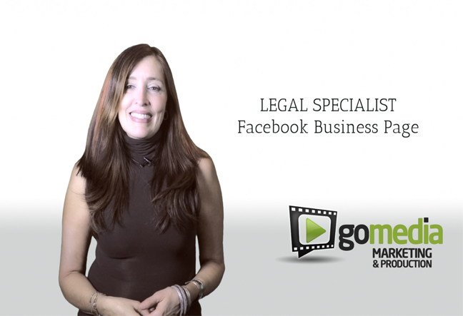 Facebook Marketing for Lawyers – The Business Page