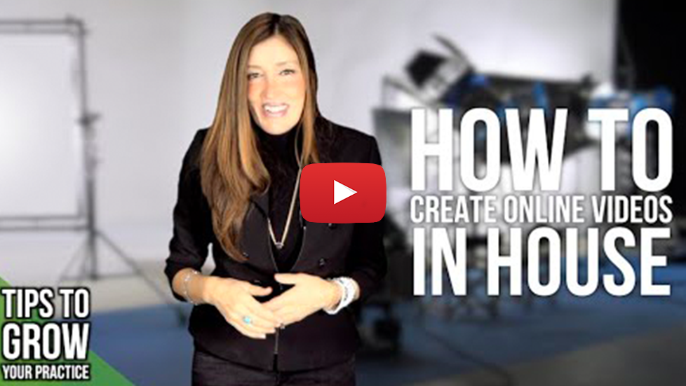 LAWYER TIP: How to create online videos in house