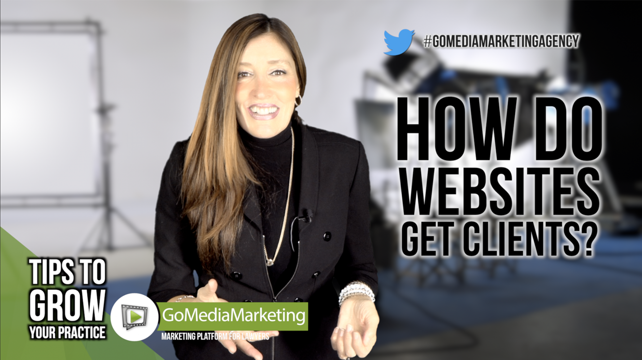Legal Marketing Tips: How do websites get clients?